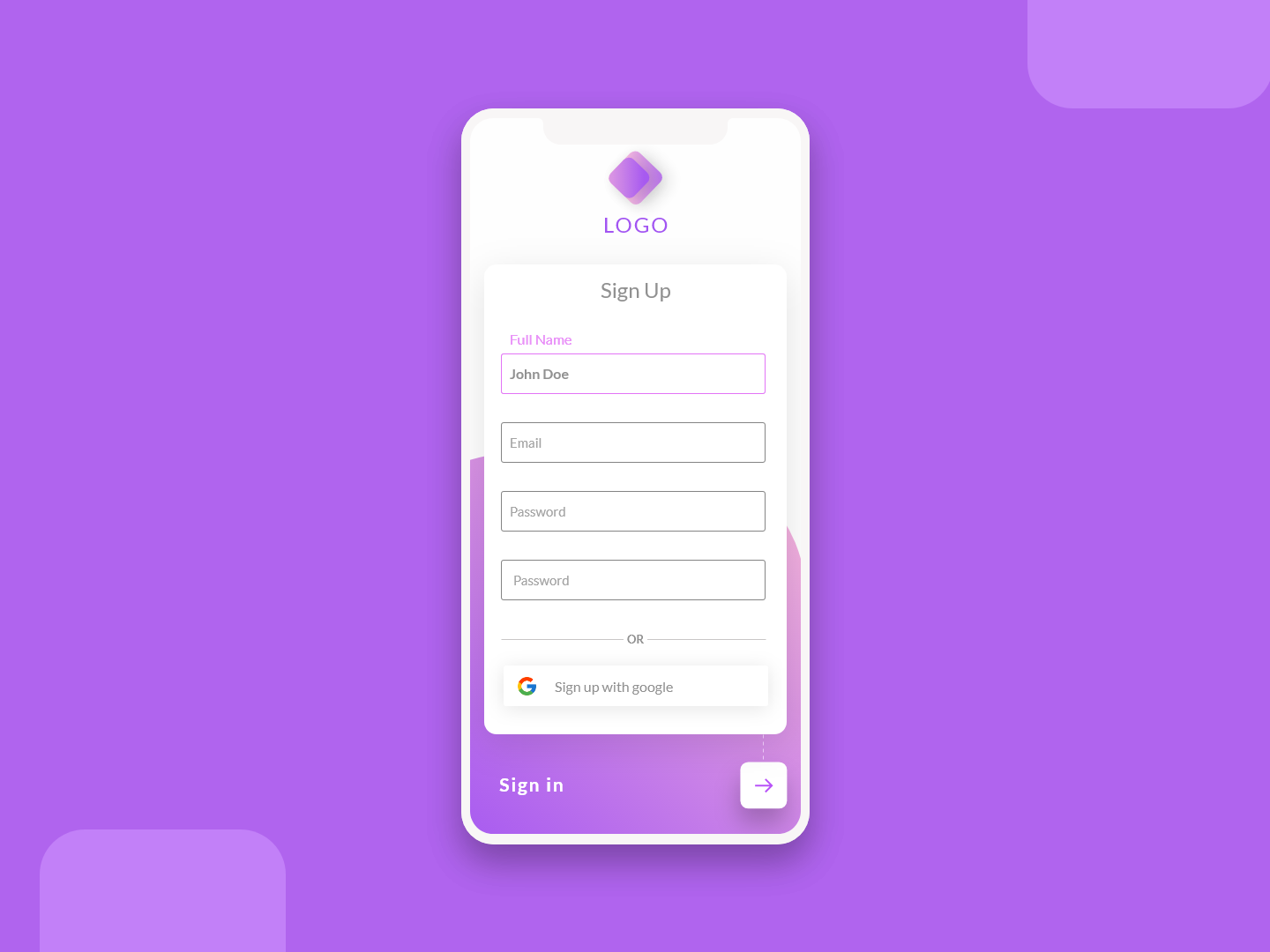 Signup page sign up signup daily ui dailyui
