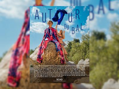 Autour du Bal Poster