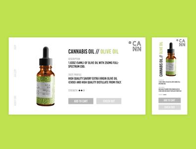 CANN Checkout Page