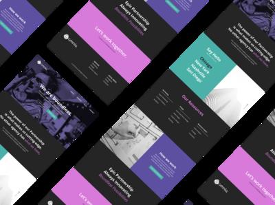 Omnia Homepage