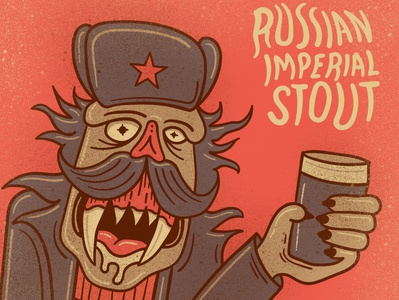 1 Russian Imperial Stout