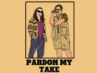 PMT x The Big Lebowski