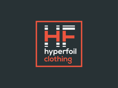 hf clothing art design art designer designs logo design graphic design graphicdesign graphics graphic adobe vector logos minimal clean logotype logodesign design illustrator adobeillustator logo