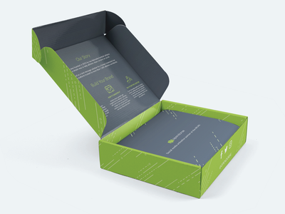 NFLPA Rookie Premiere Box - Inside adobe illustrator packagingdesign packaging box design box lincoln nebraska rookie premiere nfl design nfl nflpa