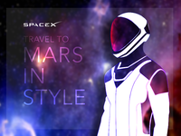 SpaceX Space Suit - Inspiration