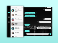 Daily UI 013 - Direct Message