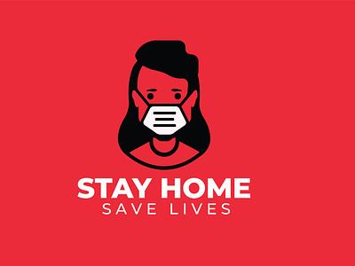 Stay home save lives stay home coronavirus stay home save lives stay home save lives