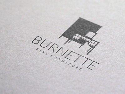 Fine furniture company logo icon design branding vector franch furniture old furniture furniture