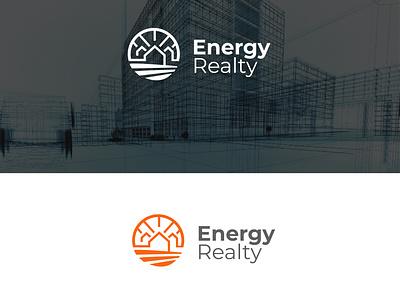 Energy Realty logo brand logo energy logo vector energy