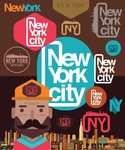 New york city logo design