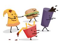 Zomies fast food