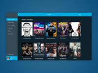 Redesign of Amazon Prime Video