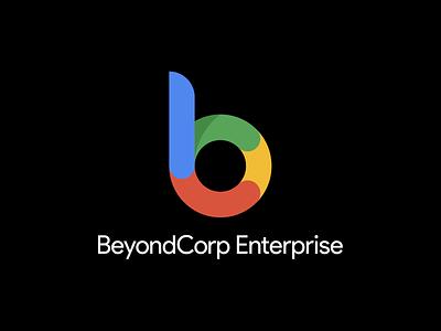 BeyondCorp Enterprise Logo zero trust google security enterprise google cloud branding design logo