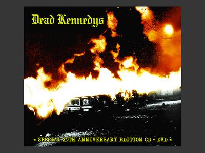 "Dead Kennedys - ""Fresh Fruit..."" 25th Anniversary Edition"