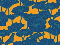 Lotus Leaf Pattern