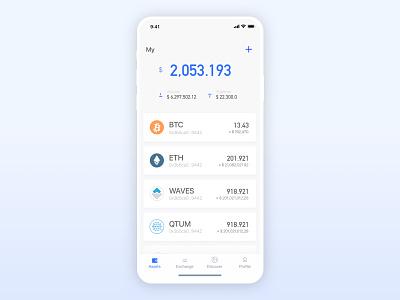 Blockchain Wallet responsive redesign white wallet app blockchain cryptocurrency blockchain wallet 向量 商标 插图 原理 画画 数字 图标 白色 应用 设计 ux ui