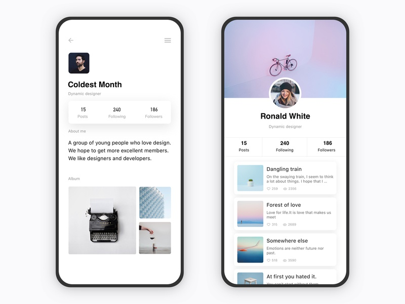 Personal information design style simple clean interface simple design simple colorful information architecture information design information personal brand personal personal information 商标 重新设计 图标 白色 设计 ux ui