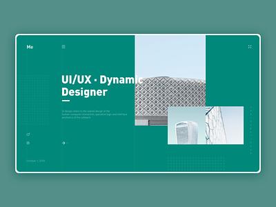 personal webpage flat website design web design app icon web illustration branding vector design ui