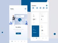 Heathcare app -Tracker