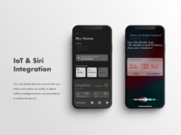 IoT & Siri  Integration