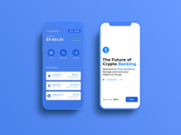 TheCryptoBank Concept