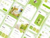Drink app design