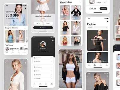 e-commerce e-commerce design e-commerce icon shopping 设计 app ui design