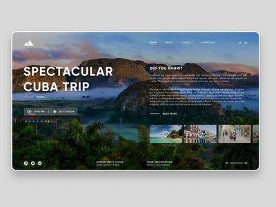 Travel Website