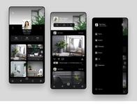 Mobile App - Social Media