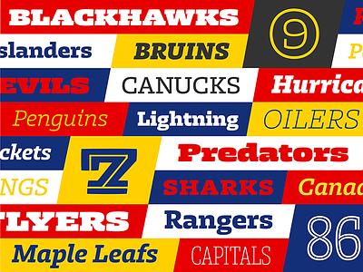 Zico euro american football typography digital inline number sport geometric serif font typeface