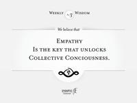 Wisdom on Wednesday #3