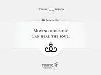 Wisdom on Wednesday #8