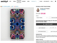 Trippy Phone Case Sale