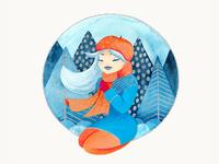 Winter Girl 4