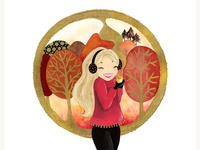Winter Girl 5
