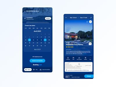 Booking.com redesign ux design app design app ui design ui
