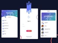 Rockr - Music App UI Kit