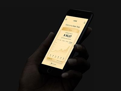 Otimo investment app (Mainscreen) finance financial otimo investment invest