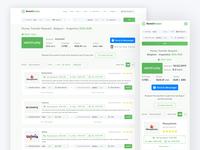 RemitRadar system redesigning