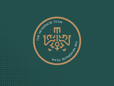 Branding brandidentity logo design typography illustration design logo menopause logo designer brand designer brand identity brand design branding