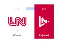 LN Logo - Winner vs Rejected