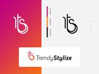 Trendy Stylize Logo