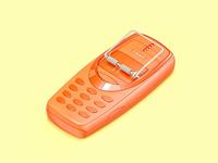 Trap Phone design looped loop nokia phone trap 3d animation 3d artist 3d art c4d animation cinema4d cgi illustration pun 3d