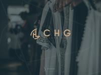 CHG Online shop Logo Design