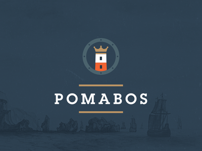 Pomabos Logo brand agency product design icon typography web logo studio product graphic design creativity brand strategy branding brand identity inspiration design thinking design inspiration design creative brand dustproof