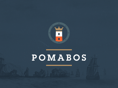 Pomabos Logo brand agency product design icon typography web logo studio product graphic design creativity brand strategy branding brand identity inspiration design thinking design inspiration design creative brand dustproof