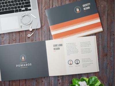Pomabos Identity Design brand guideline corporate identity corporate branding brand agency ux logo studio graphic design creativity product brand strategy branding brand identity inspiration design thinking design inspiration design creative brand dustproof