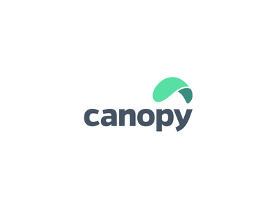 Canopy Logo corporate branding corporate identity graphic design web design brand agency digital digital design inspiration creative creativity product brand strategy branding brand identity design thinking design inspiration brand design logo dustproof