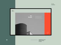 Arch Studio Design Concept