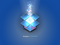 Dropbox and Dribbble